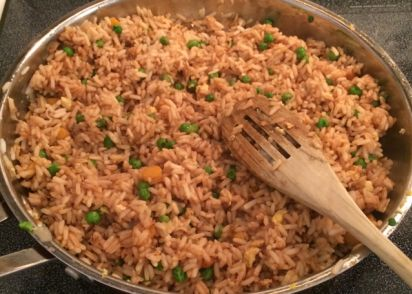 Hibachi style fried rice recipe genius kitchen ccuart