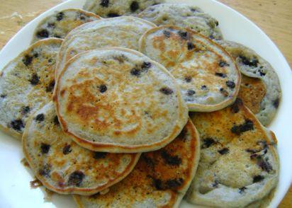 Fluffy eggless pancakes recipe genius kitchen ccuart Choice Image