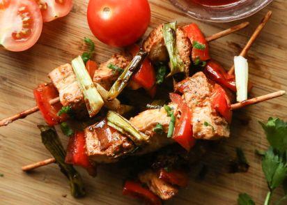 Ww 7 points chicken yakitori kebabs recipe genius kitchen forumfinder Image collections