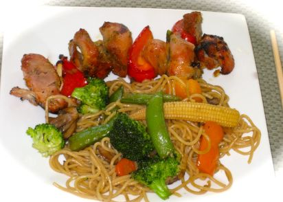 Vegetable lo mein recipe chinesenius kitchen forumfinder Images