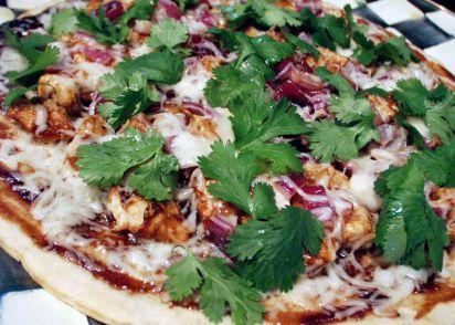 BBQ Chicken Pizza - California Pizza Kitchen Style Made Over! Recipe ...