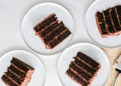 The only chocolate cake recipe youll ever need devils food recipe 85 view more photos forumfinder Gallery
