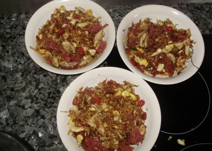 Easiest Fried Rice Using Uncooked Rice) Recipe - Genius Kitchen