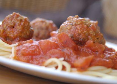 mama iuliuccis famous meat a balls italian meatballs recipe genius kitchen - Meatball Kitchen