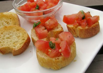 olive garden bruschetta al pomodoro recipe restaurantgenius kitchen - Olive Garden Bruschetta Recipe