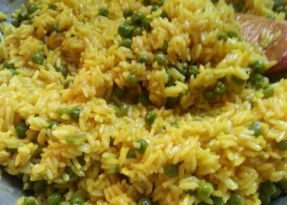 Easy Spanish Yellow Rice Recipe Genius Kitchen