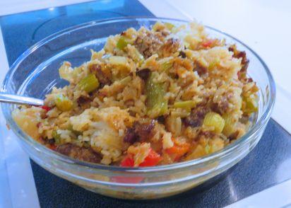 cajun dirty rice dressing recipe genius kitchen - Rice Kitchen
