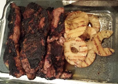 Grilled country style pork ribs recipe genius kitchen forumfinder Choice Image