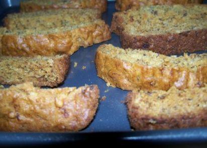 Baby food banana teething biscuits recipe genius kitchen forumfinder Image collections