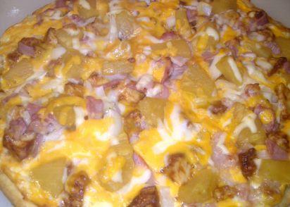 tropical chicken pizza from boston pizza recipe genius kitchen - Boston Kitchen Pizza