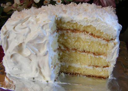 coconut sour cream cake recipe genius kitchen