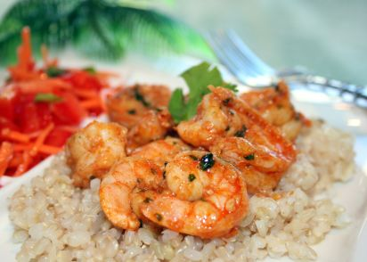 Egyptian spiced prawns recipe genius kitchen forumfinder