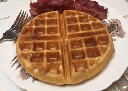 Rich buttermilk waffles recipe genius kitchen forumfinder Gallery