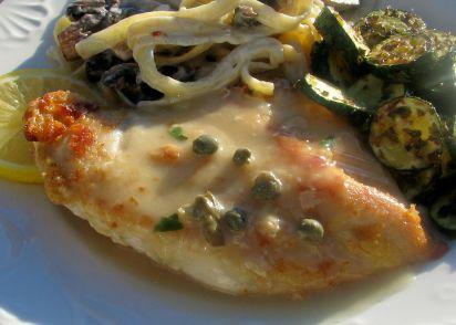 Fantastic chicken piccata recipe genius kitchen forumfinder Images