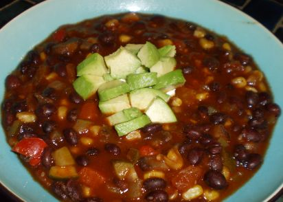 Vegetarian chili emeril lagasse recipe genius kitchen forumfinder Choice Image