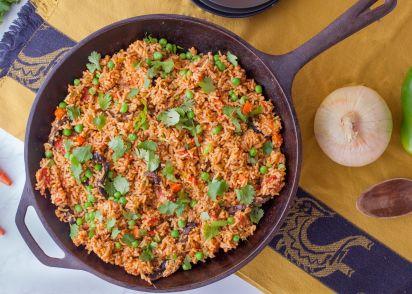 West african jollof rice recipe genius kitchen forumfinder Image collections