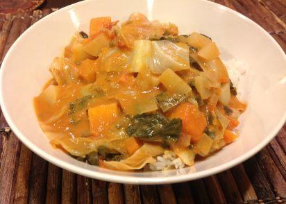 Vegetarian mafe african stew recipe genius kitchen forumfinder Gallery