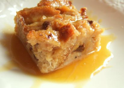 Bread pudding recipe with bourbon sauce genius kitchen forumfinder Images