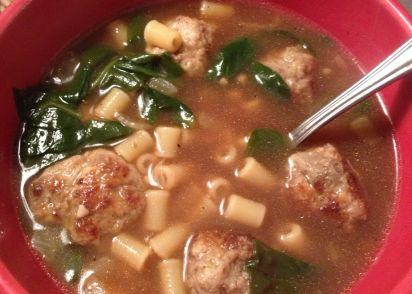 Olive Garden Italian Wedding Soup Recipe - Genius Kitchen