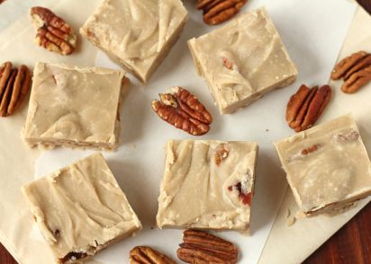 Butter pecan fudge recipe genius kitchen forumfinder Image collections