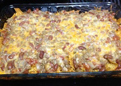 recipe: mexican beef casserole with doritos [9]