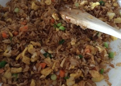 Panda express copycat fried rice recipe genius kitchen ccuart Images