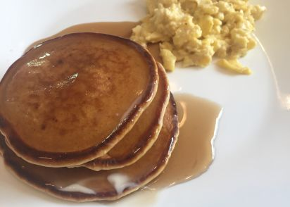 Pancakes with no baking powder recipe genius kitchen ccuart Gallery