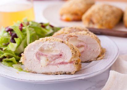 Chicken cordon bleu recipe genius kitchen forumfinder Image collections