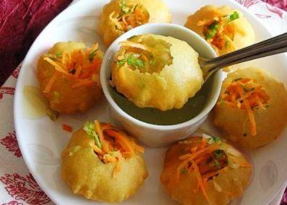 Pani puri recipe genius kitchen forumfinder Images