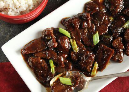 P F Changs Mongolian Beef By Todd Wilbur Recipe Genius Kitchen