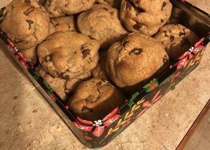 Otis Spunkmeyers Chocolate Chip Cookies Recipe Genius Kitchen