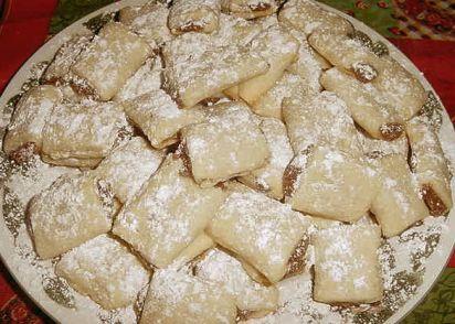 kolachki kolacky kolachy kolace kolachi kolache kolachke recipe genius kitchen - Kolacky Polish Christmas Cookies