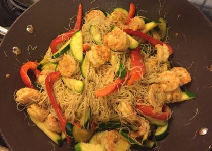 Singapore rice noodles recipe chinesenius kitchen forumfinder Gallery