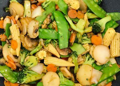 Chinese vegetable stir fry recipe chinesenius kitchen forumfinder Gallery