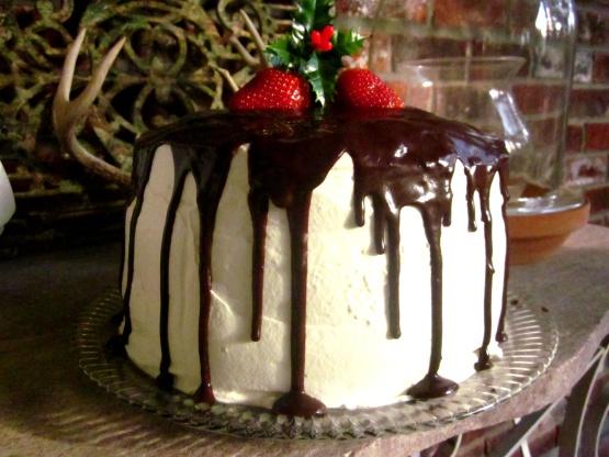 Recipes Tuxedo Cake