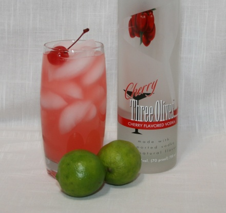 Cherry Vodka Limeade Recipe Genius Kitchen