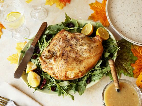 Easy Crock Pot Turkey Breast With Fail Proof Gravy Recipe
