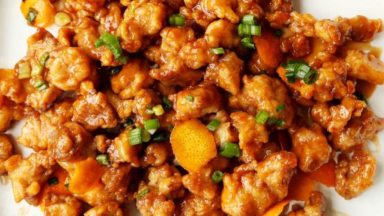 Panda Express Orange Chicken Recipe Genius Kitchen
