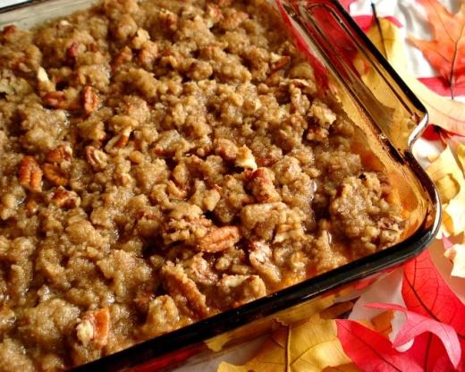 Southern Sweet Potato Casserole Recipe - Genius Kitchen