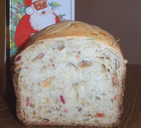French Vanilla Cake Bread Machine Recipe