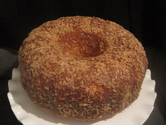 Italian Rum Cake Recipes From Scratch: Almost Tortuga Rum Cake Recipe