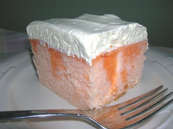Cake Mix Amounts