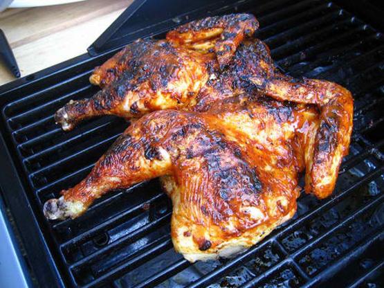 Portuguese Barbecued Chicken Recipe Genius Kitchen