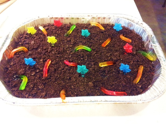 Dirt Cake Recipe With Pudding