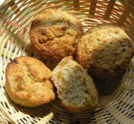 Banana Oat Bran Muffins With No Added Sugar Recipe - Food.com