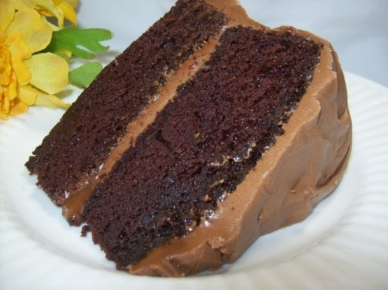 Chocolate Fudge Frosting With Corn Syrup