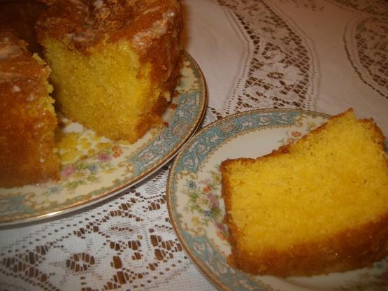Apricot Nectar Cake Recipe Lemon Jello: Nanas Lemon Supreme Cake Recipe