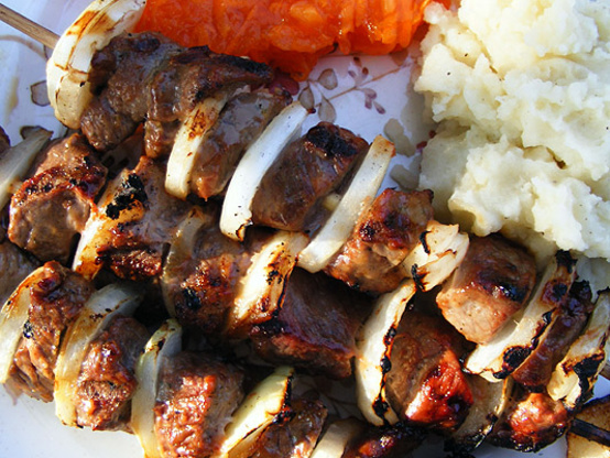 Best Kabob Marinade Recipe For Beef Lamb Or Pork Genius Kitchen