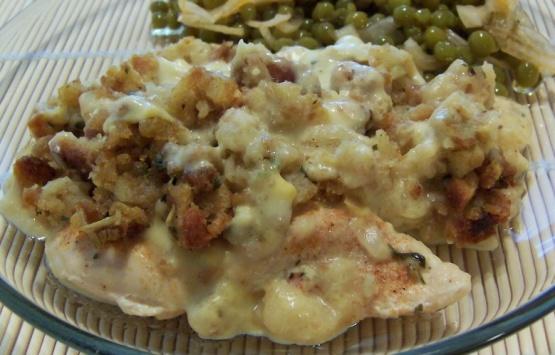 Chicken Stuffing Bake Recipe Genius Kitchen