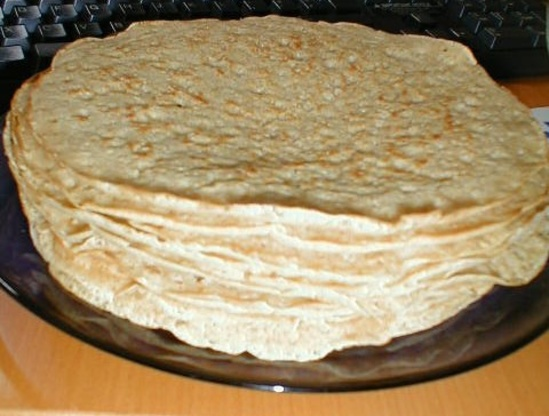 Staffordshire Oatcake Recipe Genius Kitchen